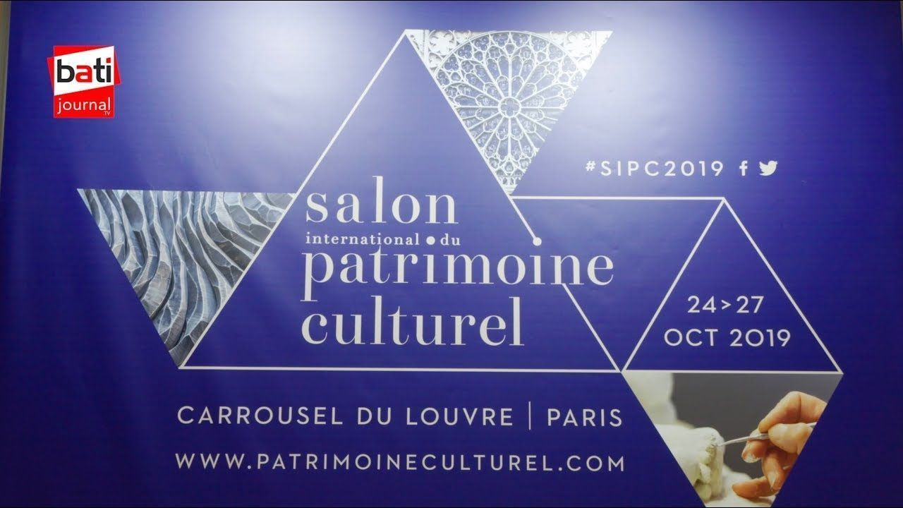 Retour sur le Salon International du Patrimoine Culturel 2019