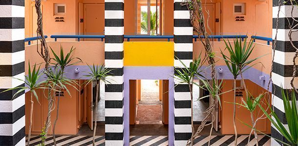Camille Walala : Salt of Palmar