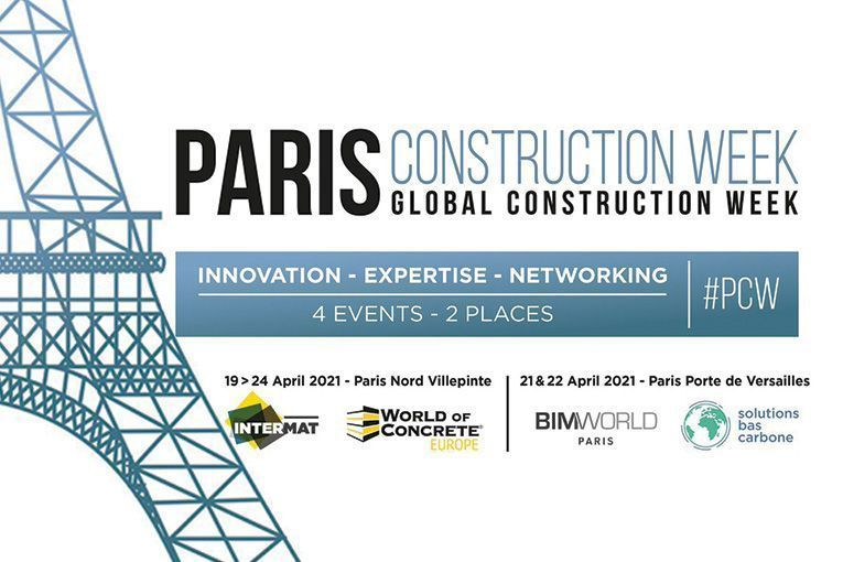 Paris Construction Week 2021 : 4-en-1 !
