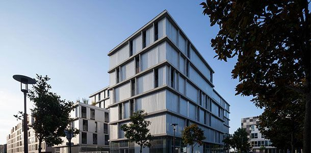 FRES architectes : Y Building