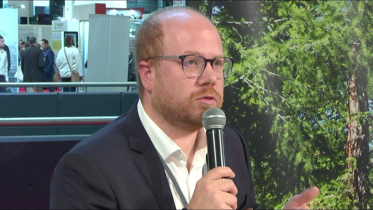 Interview de Nicolas Honore, Ingénieur Prescription – Simpson Strong-Tie – BATIMAT 2019