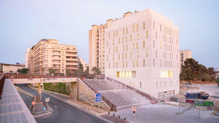 A Marseille, la résidence étudiante de Stéphane Fernandez fait Sens