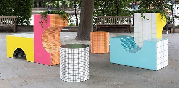 London Festival of Architecture : City Benches