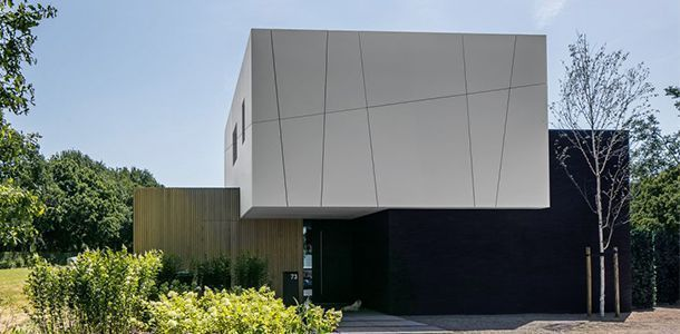 Ruimtemakers Architecten x Niels Maier : The Oblique House
