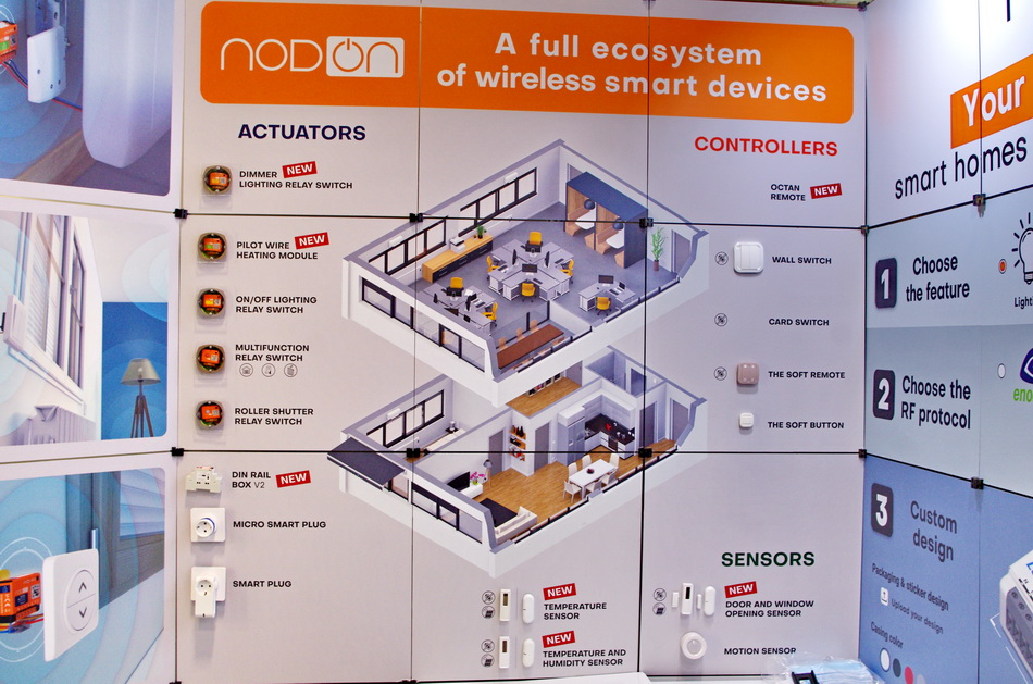 Salon IoT World : en attendant CHIP, ZigBee domine