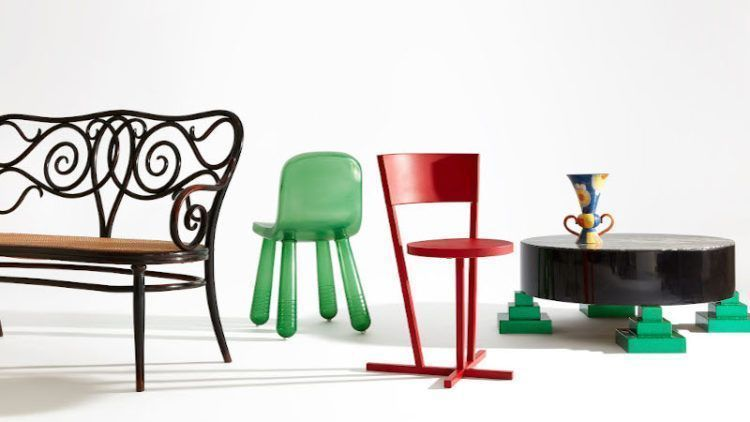 « From Thonet to Dutch Design » au Stedelijk Museum d'Amsterdam