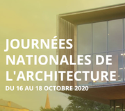 Journées nationales de l'architecture 2020: appel à contributions