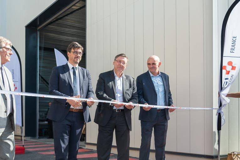 Vinci Construction France agrandit son centre de formation Césame