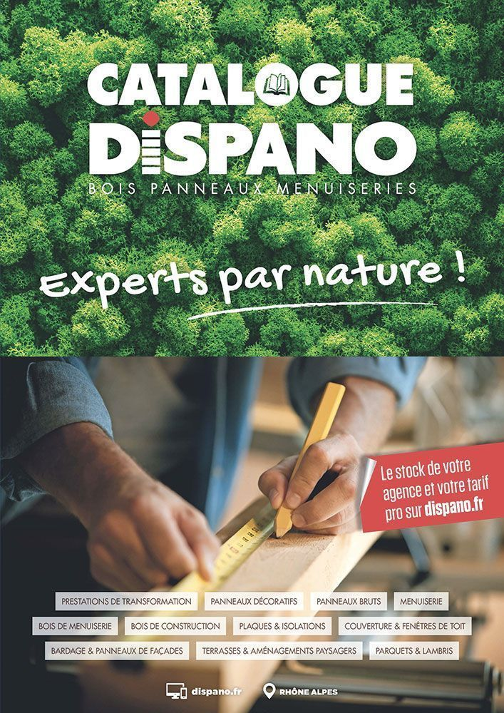 Dispano revisite son catalogue général