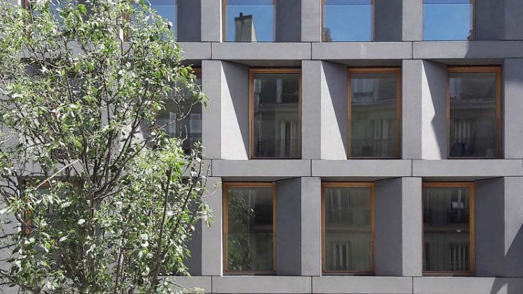 De la complexité entre patrimoine et modernité… Netter social housing, signé Fres